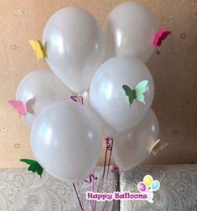 Воздушные шарики для любого мероприятия