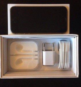iPhone 5s 16gb (небольшой торг)