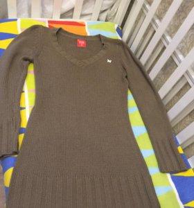 Длинный свитер Fox р 50-52