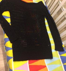 Брендовый свитер р 52-56