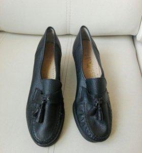 Туфли кожа Ленвест 36 размер