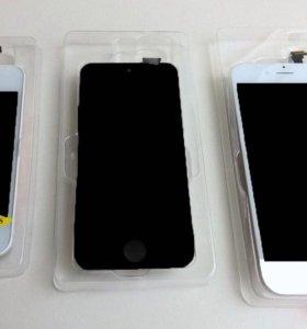 Дисплей iphone 4/4s/5/5c/5s/6/6s/6+/7 (модули)