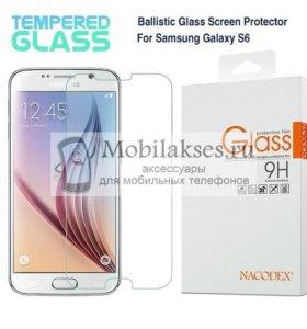 Защитное стекло для Samsung Galaxy S6/G9200