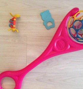 Детские развивающие игрушки