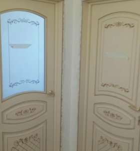Установка дверей и доборов