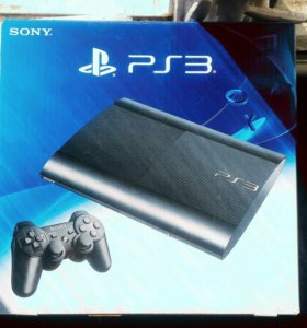 PlayStation 3 PS3 SuperSlim + Игры