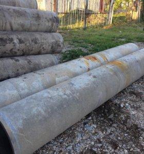 Труба азбесто цементная400-500