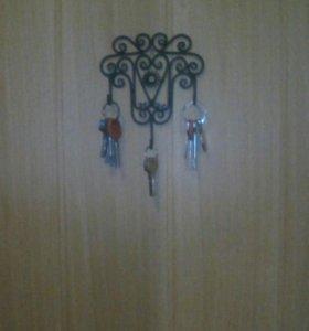 Вещелка для ключей или полотенец