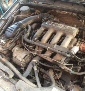 Свап комплект двигатель  9a passat b3 golf 2 3