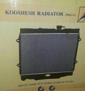 Радиатор для УАЗ HUNTER