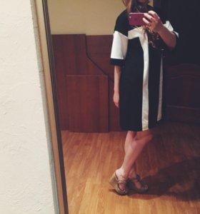 Новое платье, привезено из Италии