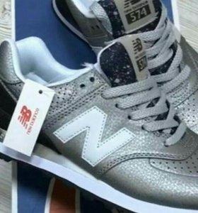 Новые кроссовки,все размеры