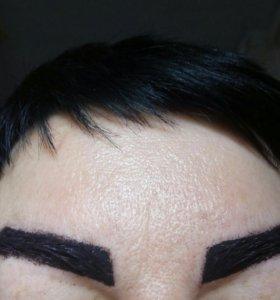 Моделирование бровей