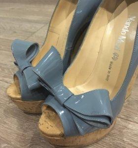 Туфли Nando Muzi размер 35-36