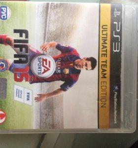 Игра на плейстейшен 3(PS3) FIFA15