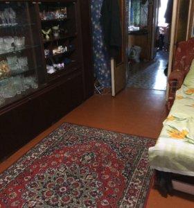 Квартира, 3 комнаты, 58.8 м²