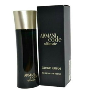 Armani Code Ultimate (Код ультимэйт) Мужской 100мл