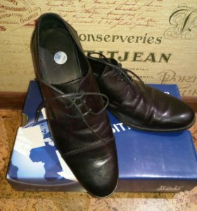 Мужские ботинки фирмы RALF RINGER