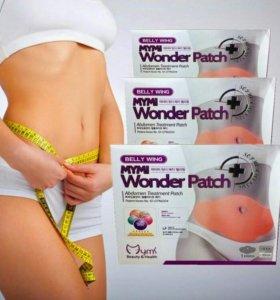 Пластырь для похудения Wonder Patch