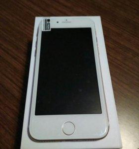копия IPHONE 7 ( розовое золото )