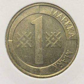 Монета Финляндии