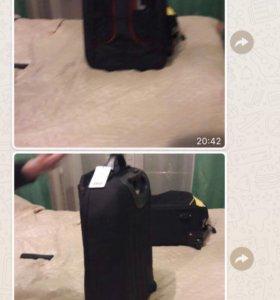 Чемодан сумка дорожная