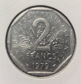Монета Франции