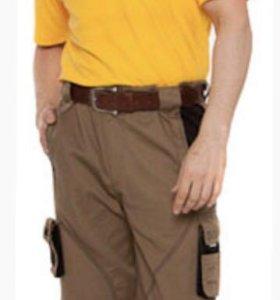 Спецодежда брюки рабочие Delta Plus