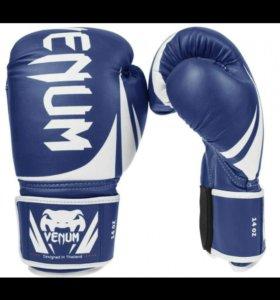 Боксерские перчатки венум 16 унций