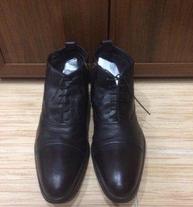 Зимние ботинки Dino Bigioni