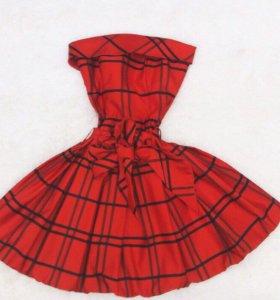 Вечернее платье размера S (42-44)