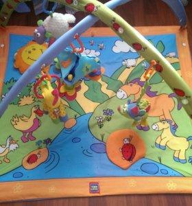 Игровой коврик для детей