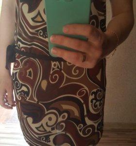 Платье Размер s-m.