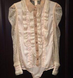 Блузка боди новая