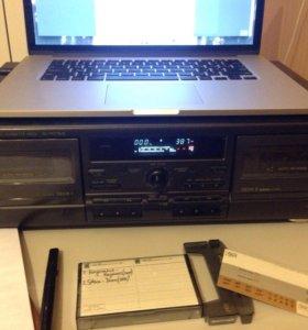 кассетная дека technics rs-tr373 mark 2