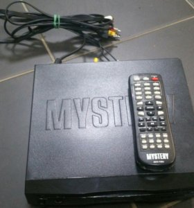DVD mystery