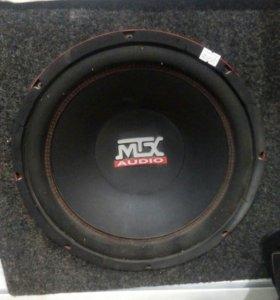 Сабвуфер MTX audio rt12+04