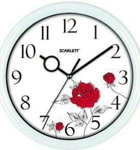 🕓 Настенные часы Scarlett SC-09