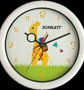 🕓 Настенные часы Scarlett SC-15A