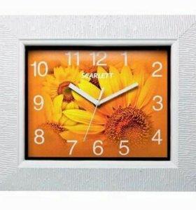 🕓 Настенные часы Scarlett SC-25O