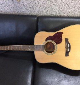 Акустическая гитара Crafter D6/n (без чехла)