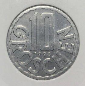 Монета Австрии