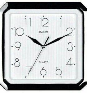 🕓 Настенные часы Scarlett SC-52G