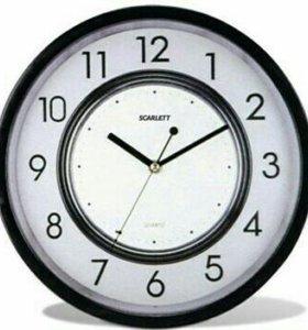 🕓 Настенные часы Scarlett SC-55G