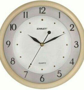🕓 Настенные часы Scarlett SC-55I