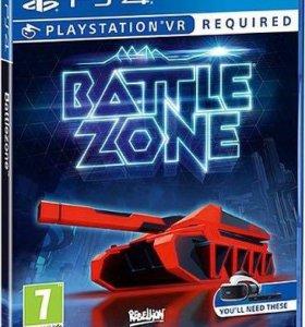 Battlezone (только для VR) [PS4]