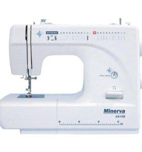 Швейная машинка Minerva a819b