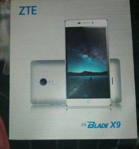 ZTE Blade X9