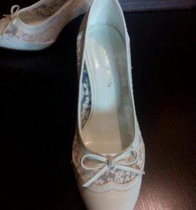 Туфли сважебные