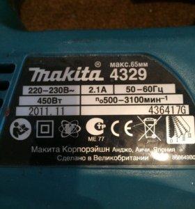Электролобзик MAKITA 450Вт